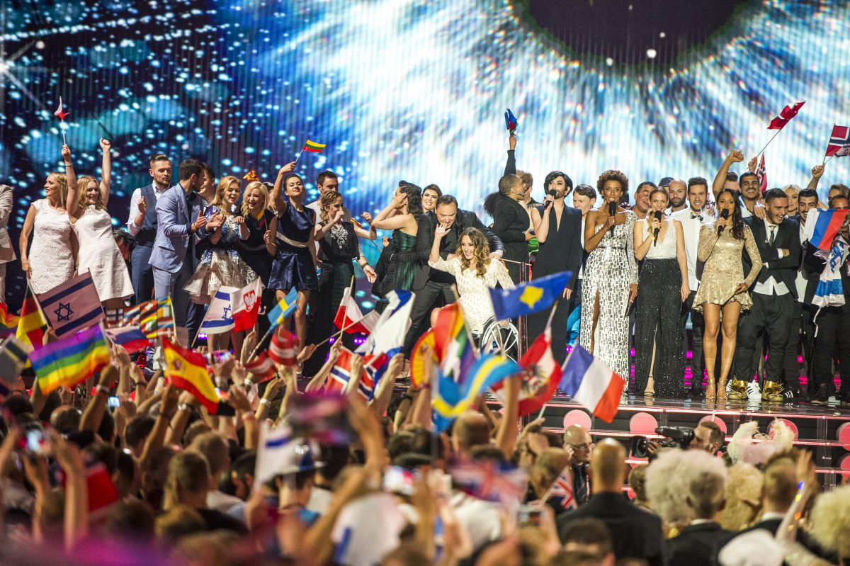 Vinnarna från semifinal 2. Blir nån av dem en segrare ikväll?! Photo: Andres Putting (EBU).