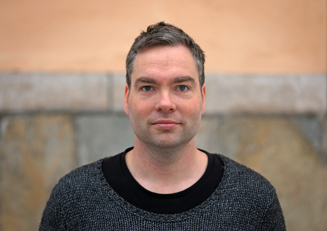 KTH-Forskaren Anders Hagnestål . Foto: KTH.