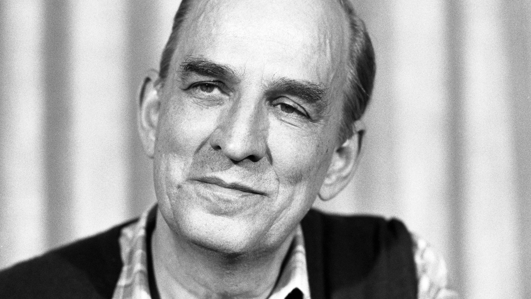 Ingmar Bergman Foto: Göran Assbring /SVT