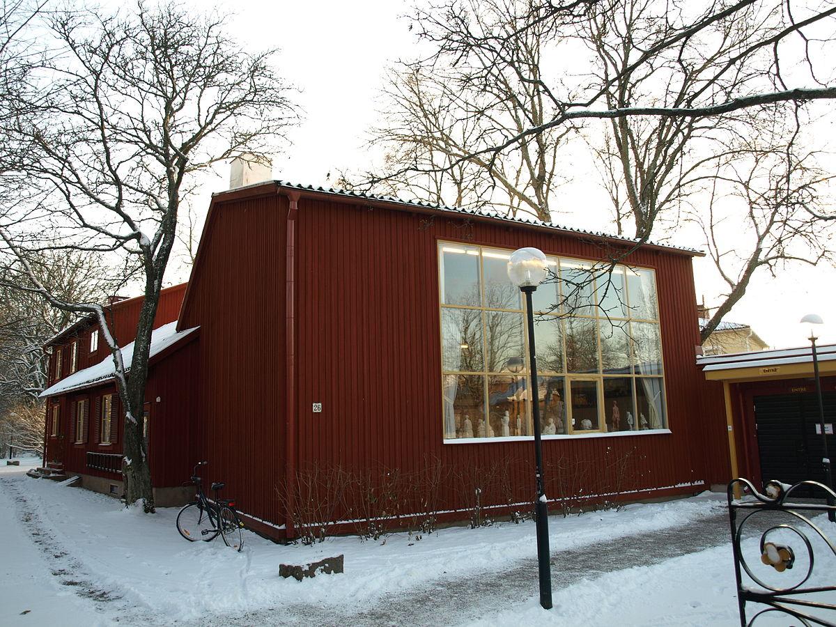 Bror Hjorths Hus. Foto: Ojan