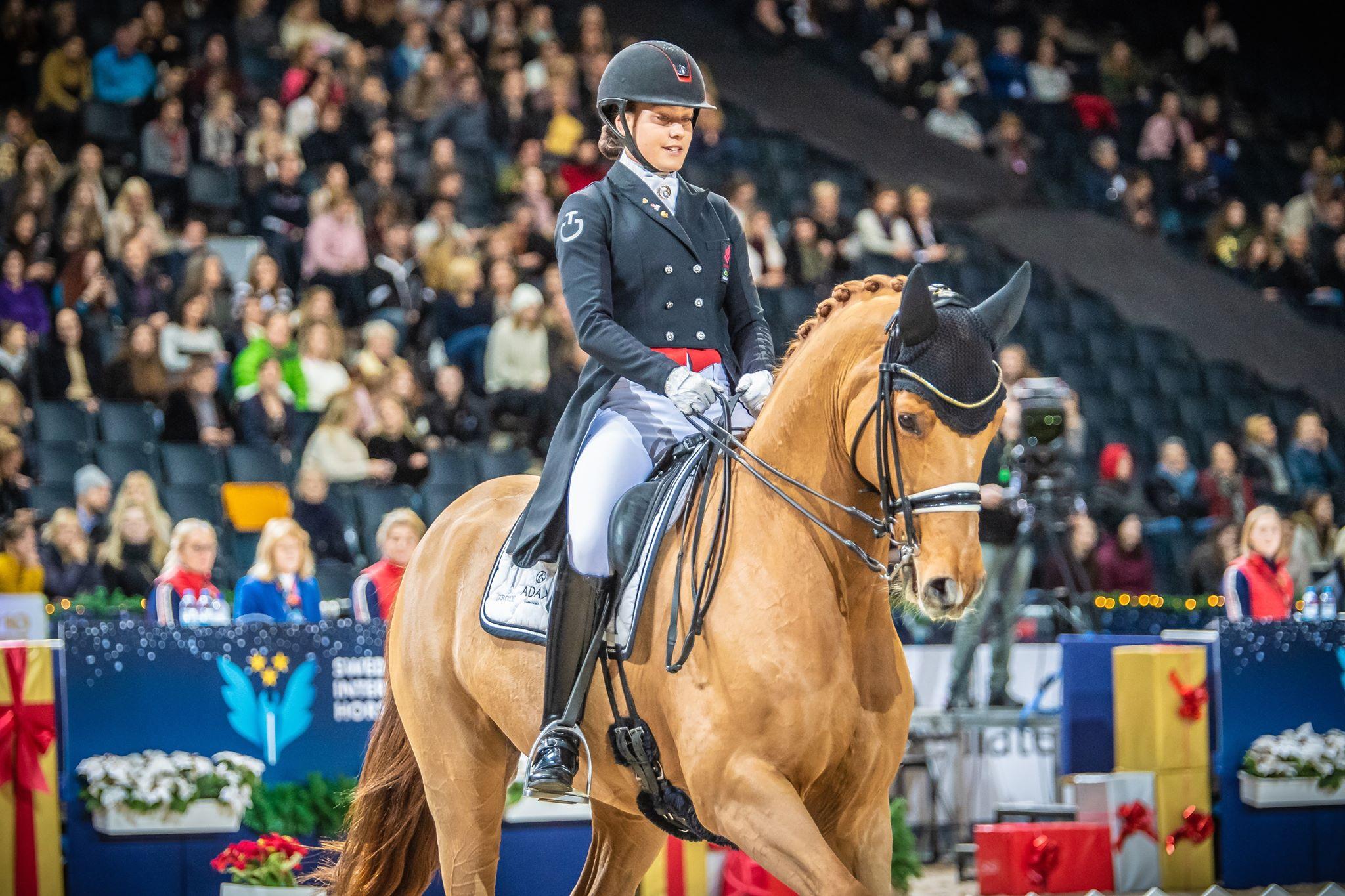 Cathrine Dufour. Foto: Olav Holten / pp-press