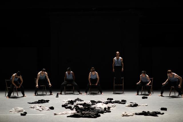 Batsheva Dance Company; Decadance. Foto: Ascaf Avraham