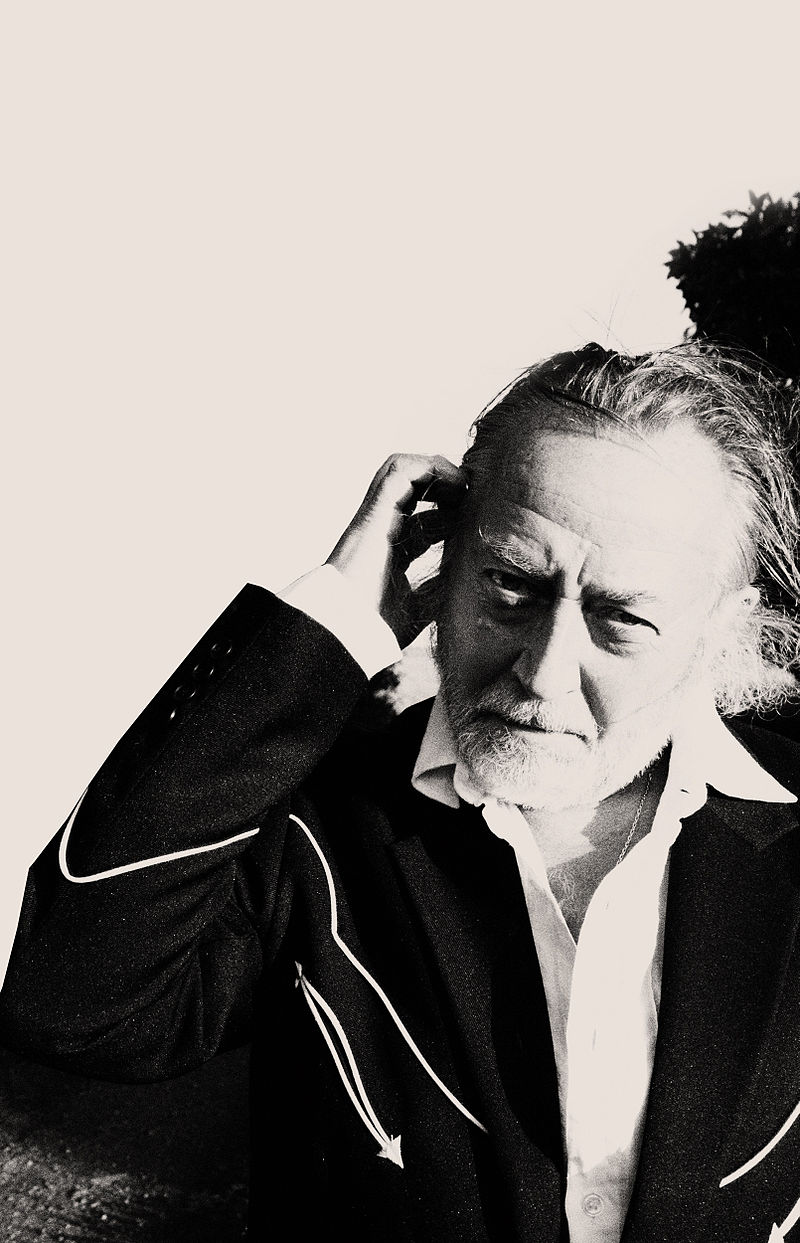 Ulf Lundell 2012. Foto: Parlophone Music.