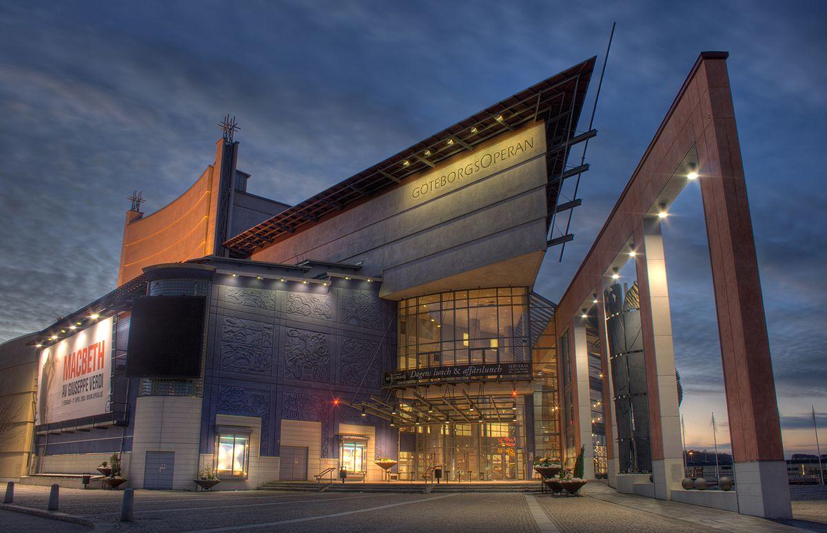 GöteborgsOperan. Foto: GöteborgsOperan